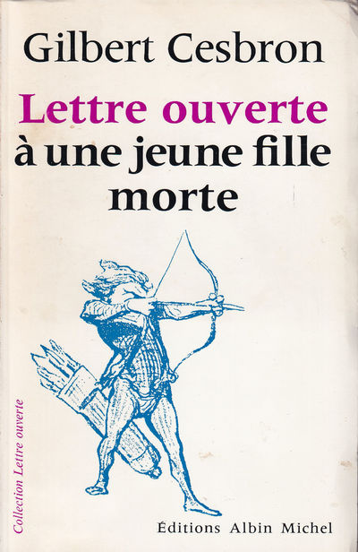 Paris: Albin Michel, 1968. Paperback. Very good. 152 pp. Light edge wear and soiling to the front an...