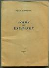 POEMS OF EXCHANGE