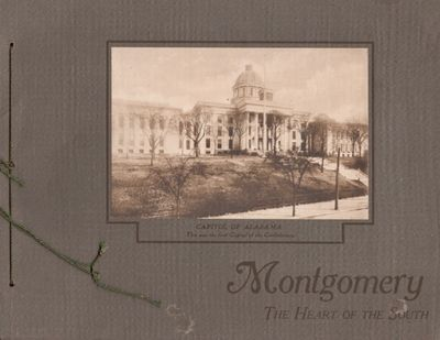 Montgomery, Alabama: Littell McClung, 1918. First Edition. Soft cover. Very good. Oblong quarto stri...