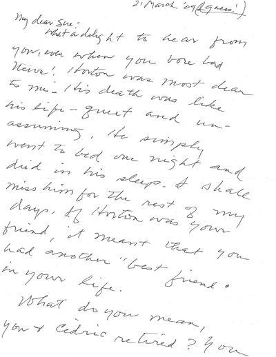Harper Lee Autograph Letter on Stroke...