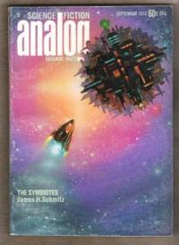 ANALOG SCIENCE FICTION / SCIENCE FACT September 1972