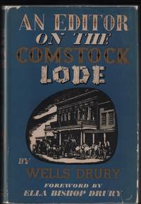 image of An Editor on the Comstock Lode