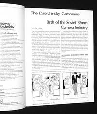 The Dzerzhinsky Commune: Birth of the Soviet 35mm Camera Industry