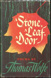 image of A Stone, A Leaf, A Door; Poems
