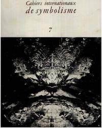 image of Cahiers internationaux de symbolisme n° 7