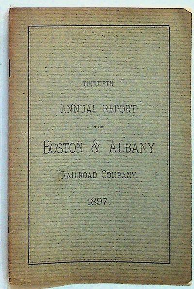 Boston: Rand Avery Supply Company, 1897. Paperback. Very Good. Paperback. Very good grey side staple...