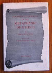 Fundamental Principles of the Metaphysic of Ethics