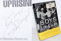 image of Boys Like Us: gay writers tell their coming out stories [signed by 3 authors]