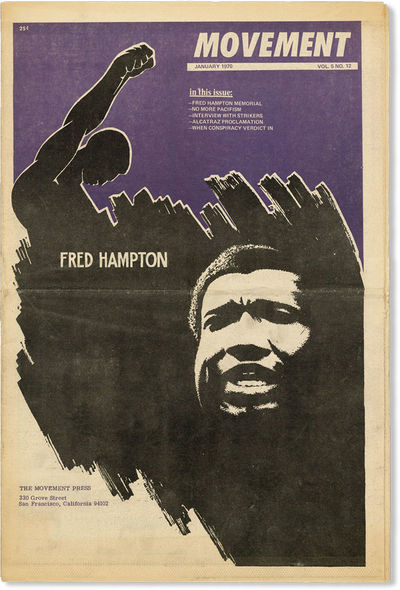 San Francisco: The Movement Press, 1970. First Edition. Paperback. An SNCC and SDS-affiliated newspa...