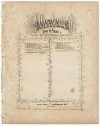 [D-14; Op. 5]. Le Bananier Chanson nègre Illustration pour le piano. Suite de morceaux favoris ... No. ... 13