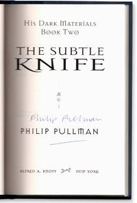 The Subtle Knife. His Dark Materials Book Two.