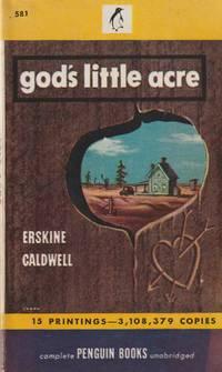 image of God's Little Acre (Penguin 581)