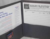 28th Amendment campaign, a job is a right