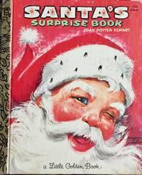 Santa's Surprise Book (Little Golden Books)