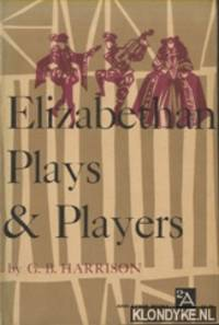 image of Elizabethan plays_players