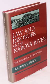 image of Law and disorder on the Narova River; the Kreenholm strike of 1872