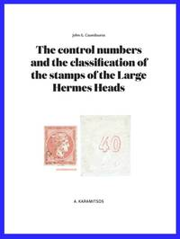 image of  The control numbers and the classification of the stamps of the Large Hermes Heads
