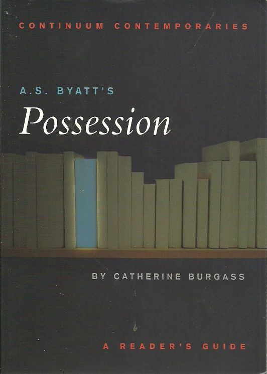 an examination of as byatts novel possession Commentary harold mario mitchell acton and evelyn waughs novel brides-head revisited critical essay mircea eliade and the quest for religious meaning.