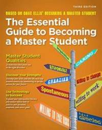 image of Becoming a Master Student: The Essential Guide to Becoming a Master Student (Textbook-specific CSFI)