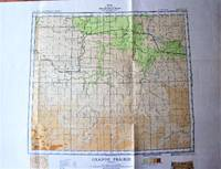 image of Fold-Out Topographical Survey Map in Co Lour. Sheet 83 N.W. Grande Prairie, Alberta
