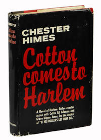 collectible copy of Cotton Comes to Harlem