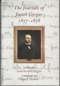 The Journals of Josiah Gorgas, 1857?1878