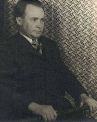 Portrait Photograph of Andrew Dasburg