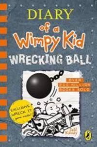 image of Diary of a Wimpy Kid: Wrecking Ball (Book 14)