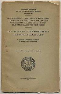 image of Smithsonian Institution United States National Museum: Bulletin 103: The Larger Fossil Foraminifera of The Panama Canal Zone