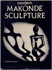 Modern Makonde Sculpture