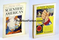 Scientific American November (Nov.) 1929 Volume 141 Number 5  - Featuring Timeless Great Depression Advertising Fail