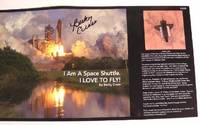 I Am A Space Shuttle.  I Love to Fly!  SIGNED DUSTJACKET ONLY
