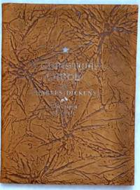 a christmas carol the story of a sale with marginal notes for salesmen by charles dickens paperback first edition - A Christmas Carol First Edition