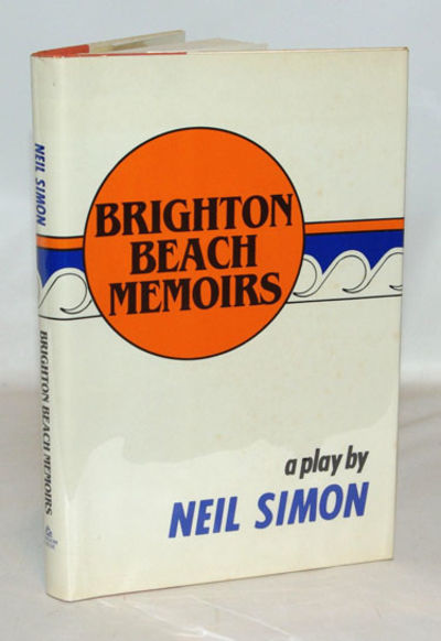New York: Random House, (1984). First Edition. First Printing Fine in 1/4 orange cloth and white pap...