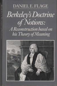 Berkeley's Doctrine of Notions:   A Reconstruction Based on His Theory of  Meaning