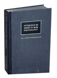F. Scott Fitzgerald: A Descriptive Bibliography