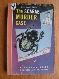 The Scarab Murder Case # 96