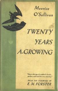 Twenty Years a-Growing by  Maurice O'Sullivan - First edition - 1933 - from The Typographeum Bookshop and Biblio.com