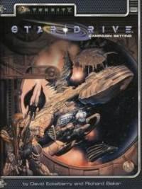 Star Drive Campaign Setting (Alternity Sci-Fi Roleplaying, Star Drive Campaign Setting, 2802) by David Eckelberry - 1998-01-08