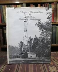 A Collection of Historical Gems, by J. K. Rouse, Kannapolis, North Carolina.  (SIGNED)