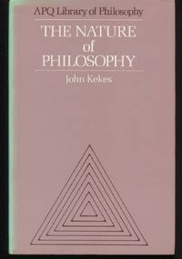 The Nature of Philosophy.
