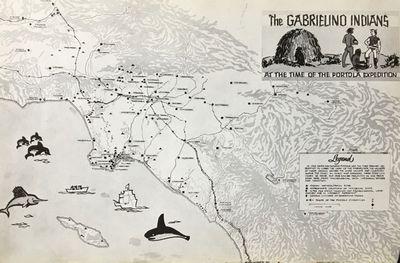 California�s Gabrielino Indians.