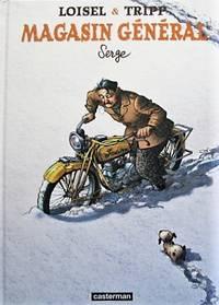 image of Magasin général, Tome 2 : Serge