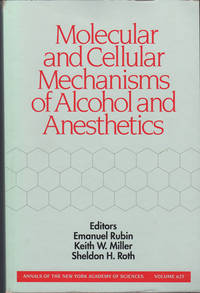Molecular and Cellular Mechanisms of Alcohol and Anesthetics