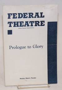image of Federal Theatre presents
