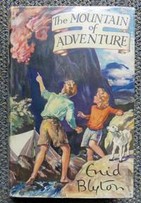 image of THE MOUNTAIN OF ADVENTURE.
