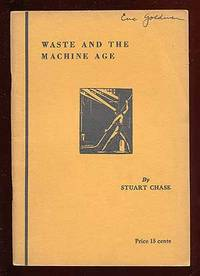 New York: League for Industrial Democracy, 1931. Softcover. Very Good. First edition. Stapled wrappe...