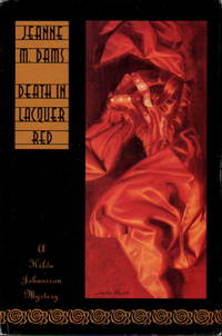 DEATH IN LACQUER RED.
