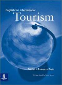 English for International Tourism Teachers Book 1st Edition (English for Tourism) by Miriam Jacob - Paperback - 1997-06-16 - from Books Express and Biblio.com