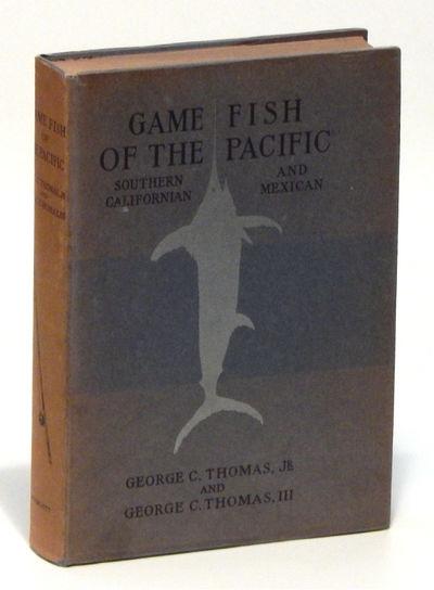 Philadelphia: J.B. Lippincott, 1930. First Edition. Hardcover. Very good/very good. Octavo (23 cm), ...